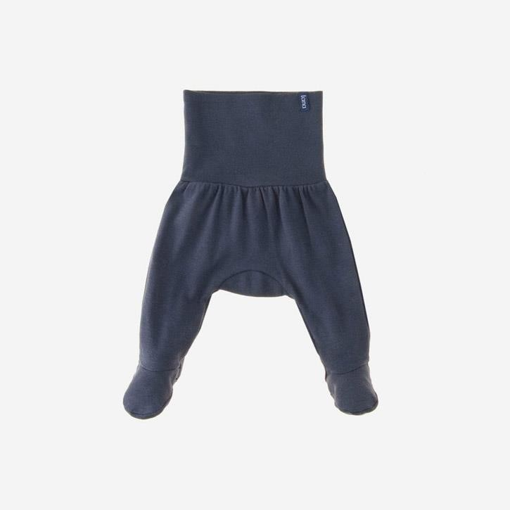 Lana Hose Finn ombre blue 100 % kbA Baumwolle