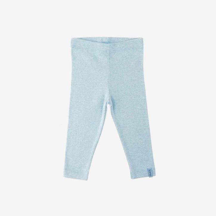 Lana Legging Paula blue air 100 % kbA Baumwolle
