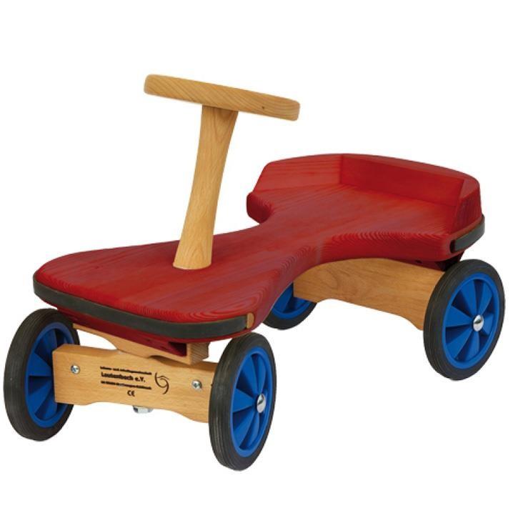 Lautenbach Zimmerauto rot, gebeizt