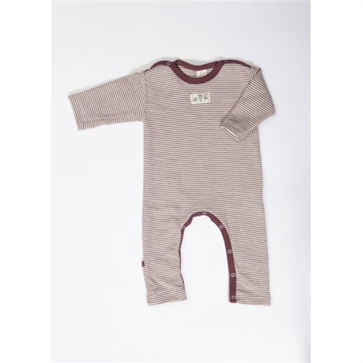 Lilano Anzug mit Beinumschlag beere-ringel
