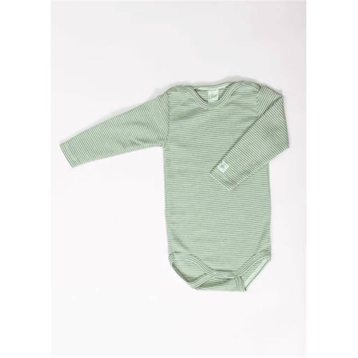 Lilano Body 1/1-Arm, Schulterverschluss grün-ringel 98