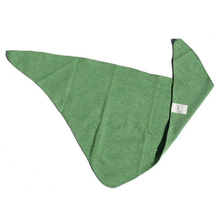 Lilano Dreieckstuch grün