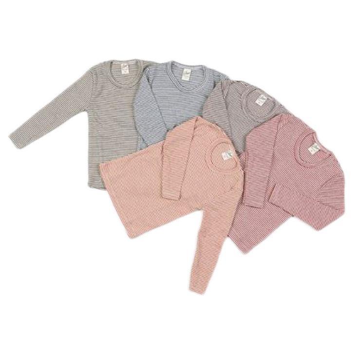 Lilano Unterhemd 1/1-Arm ringel