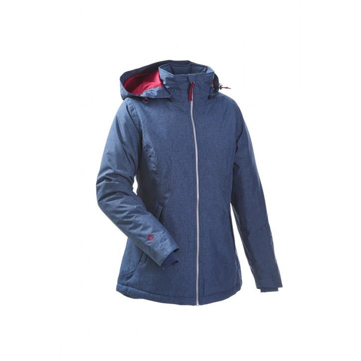 Mamalila Winter-Tragejacke  ice blue