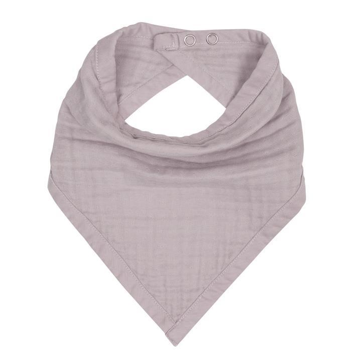 Müsli Bandana Lätzchen O/S Rose 100%Cotton