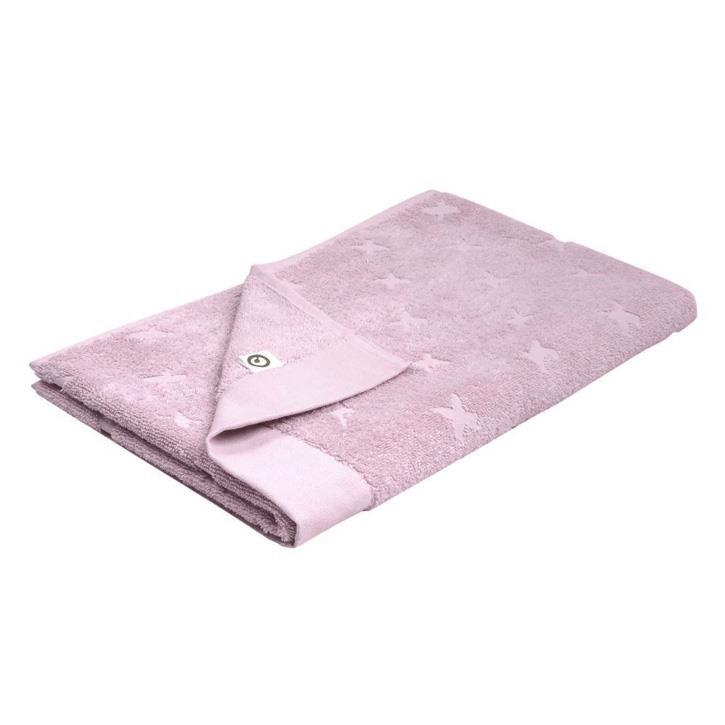 Müsli Handtuch 50x100 Rose 100%Cotton