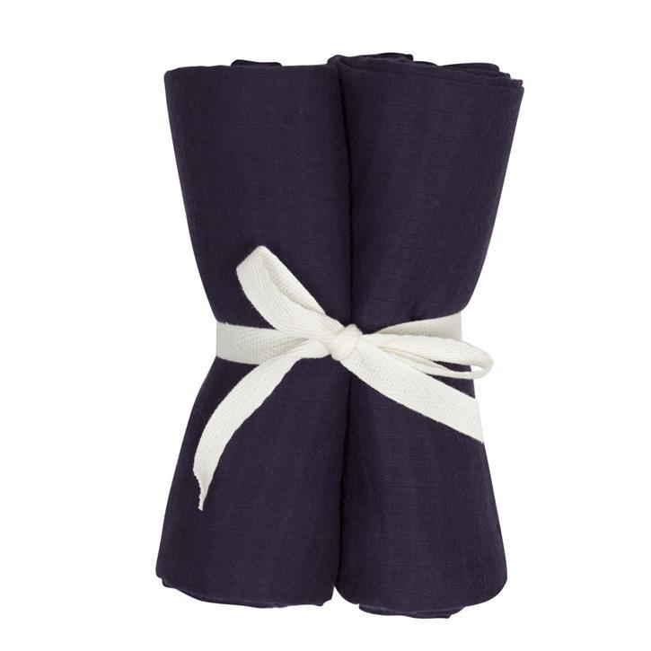 Müsli Mullwindel, 2er Pack O/S Lavender 100%Cotton