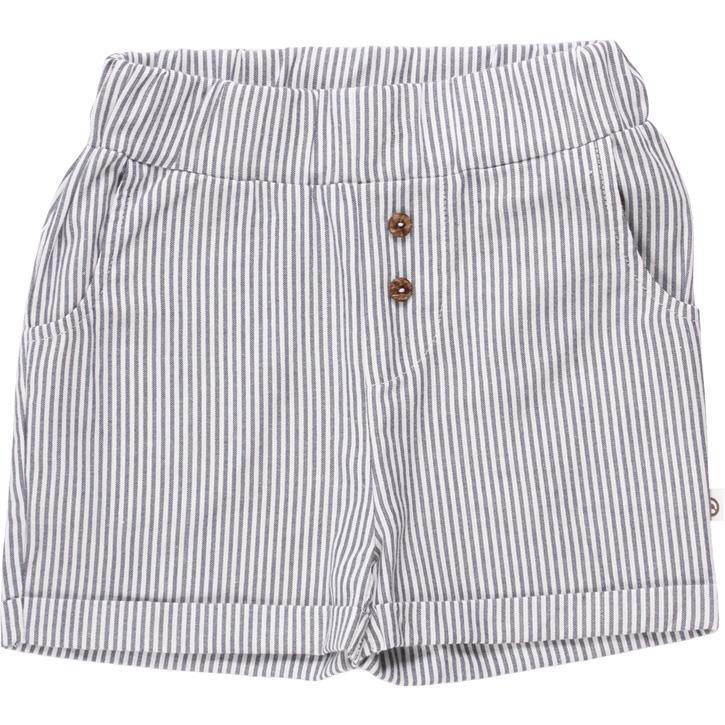 Müsli Shorts Streifen White/blue stripe