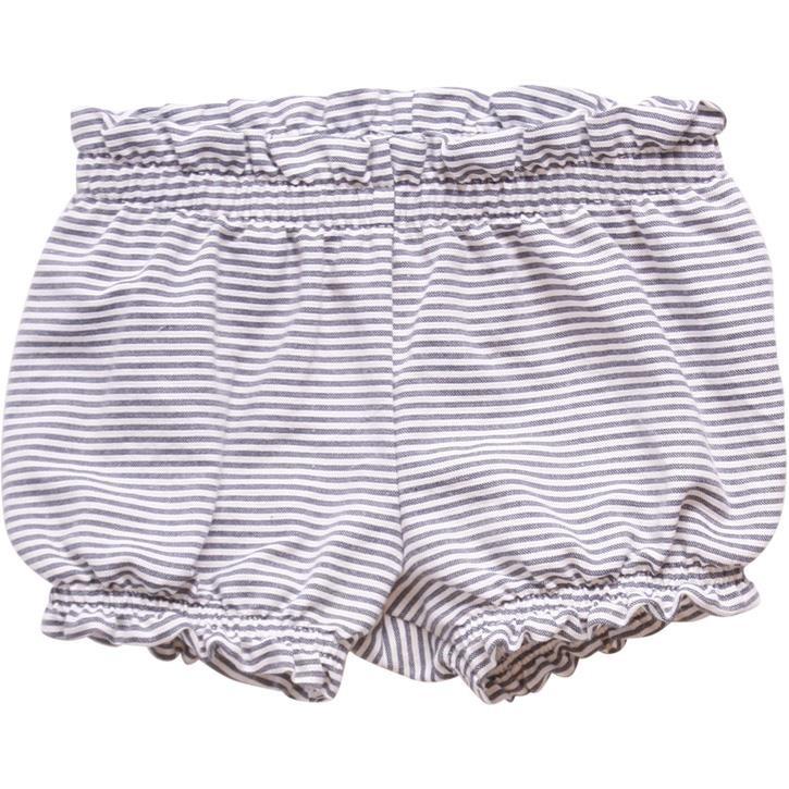 Müsli Short White/blue stripe 92/98