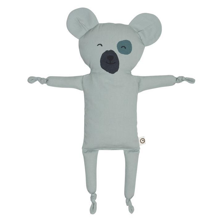 Müsli Teddy Kuscheltier O/S Mist 100%Cotton