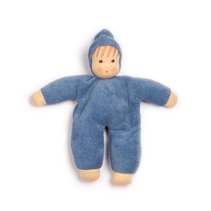 Nanchen Schmuse blau 22cm 151045