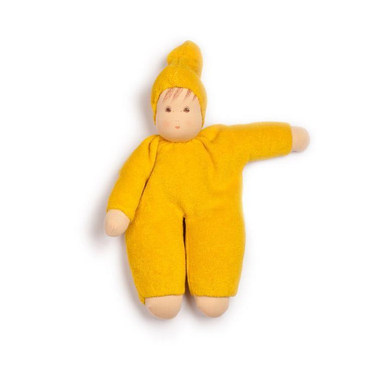 Nanchen Schmuse gelb 22cm 151049