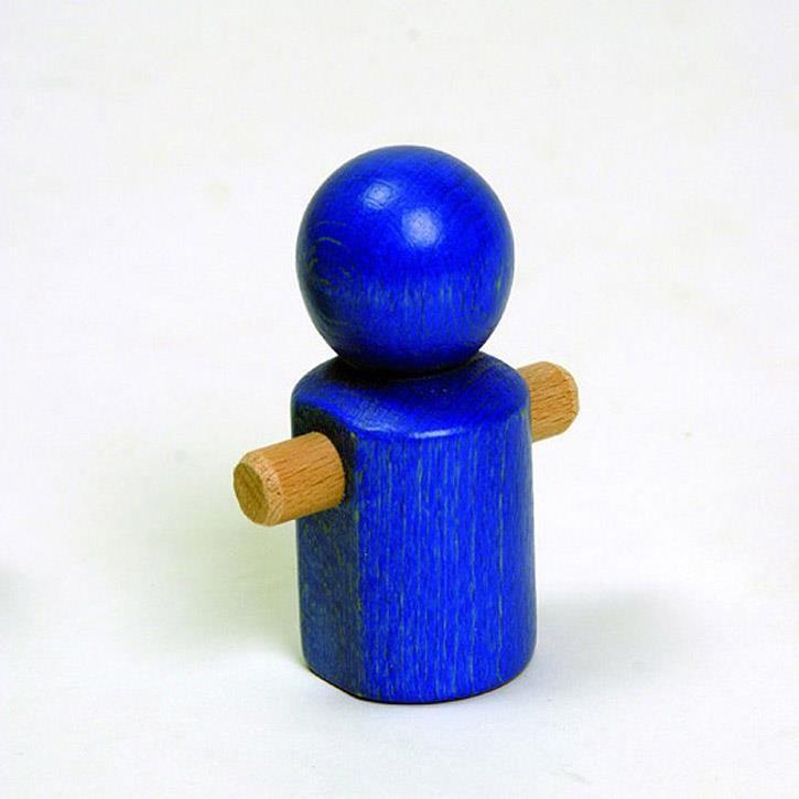 NIC 1613 MB Laufmännchen blau