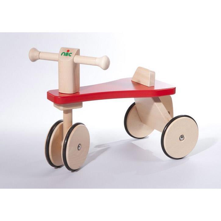 NIC 2632 Runner mit Holzrädern