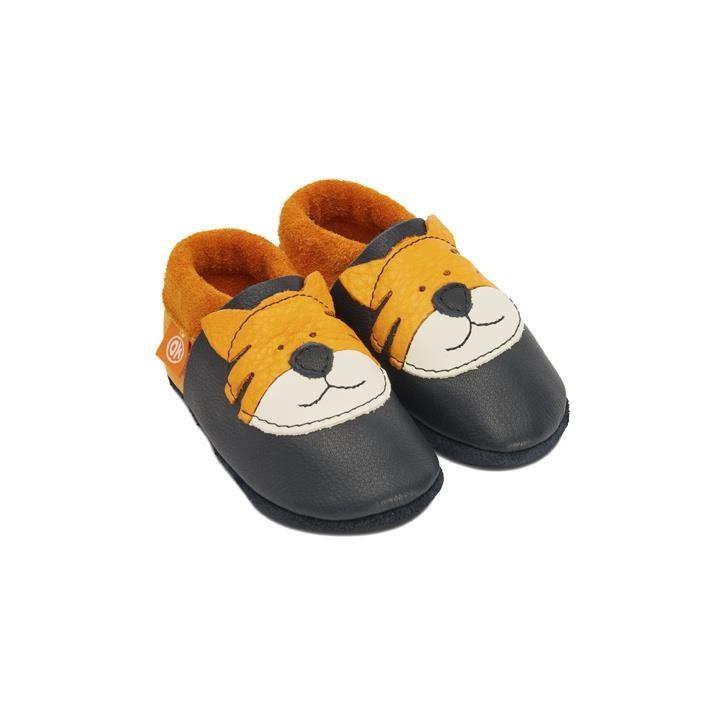 Orangenkinder Tiger Tom Bio Nappaleder