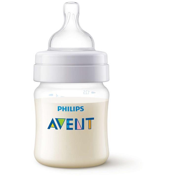 Philips Avent Klassik-Babyflasche PP, 125ml