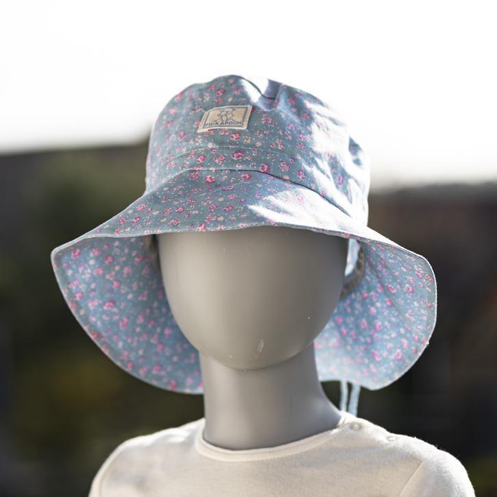 neueste trends wähle echt bester Großhändler Pickapooh Cala 54 BW kbA Blume blau