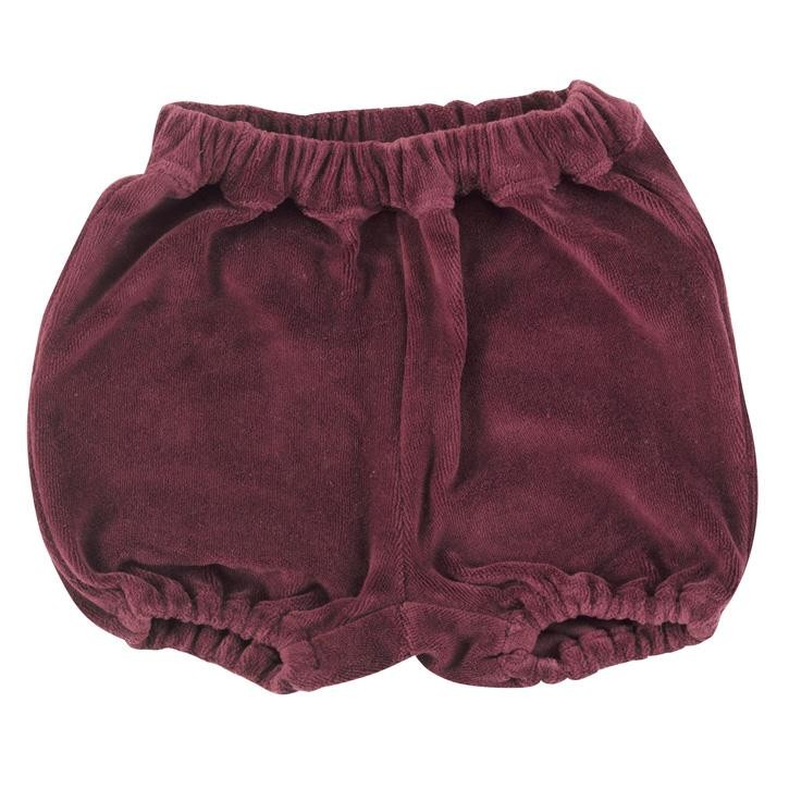 Pigeon Bloomers (velour), feige