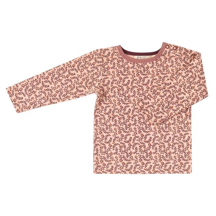 Pigeon Langarmshirt  pink