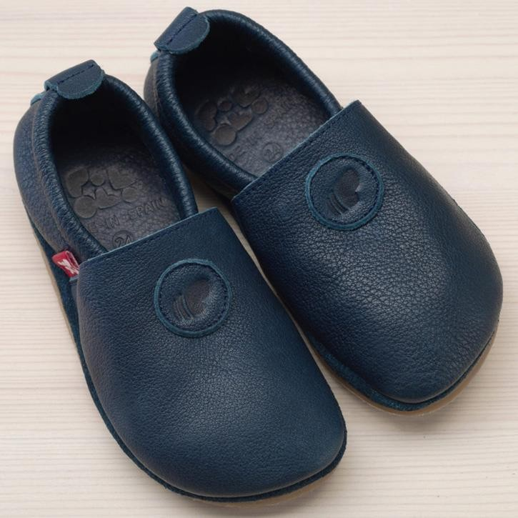 Pololo Barefoot Uni Indoor Blau