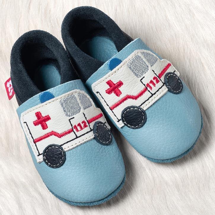 Pololo Rettungswagen tobago babyblue