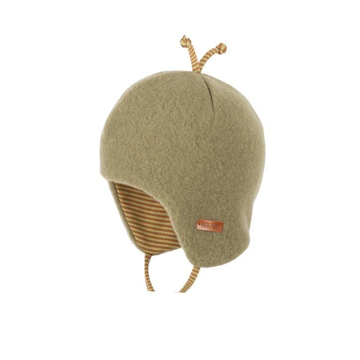 PurePure Baby-Binde Fleece moos
