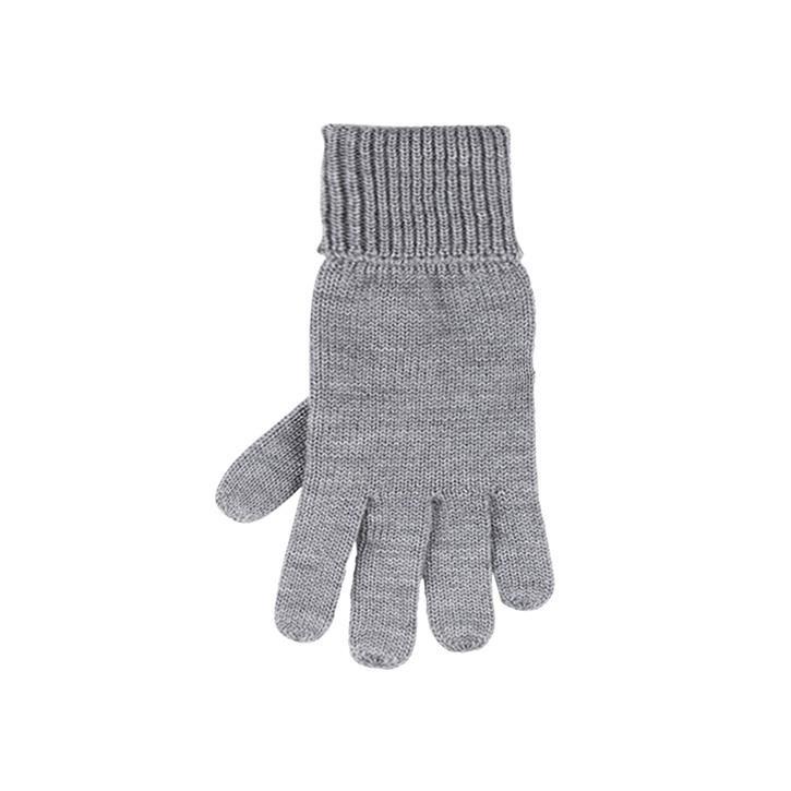 PurePure Damen-Handschuh 7 grau melange