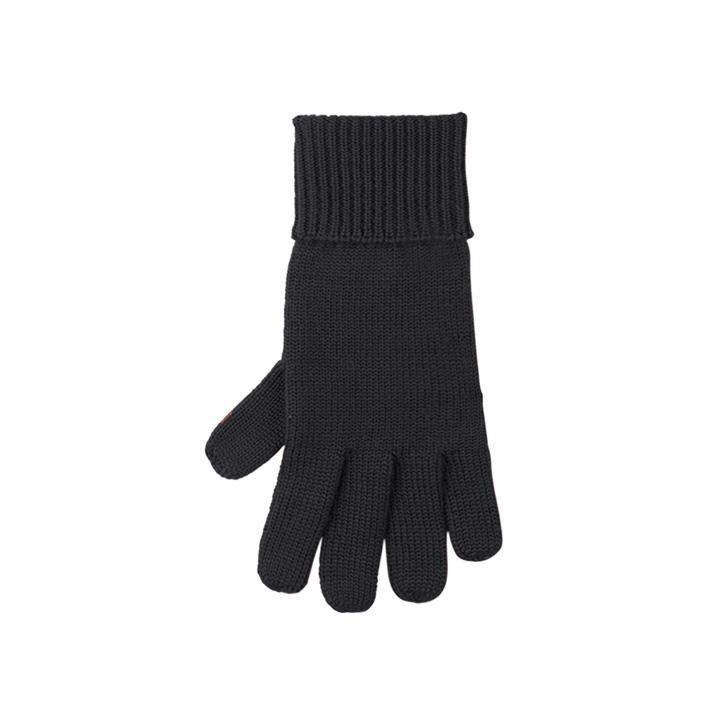 PurePure Damen-Handschuh 7 schwarz