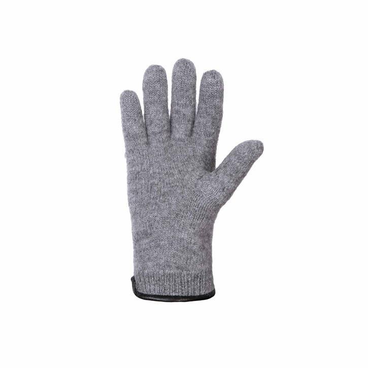 PurePure Erw.Handschuh Walk grau melange