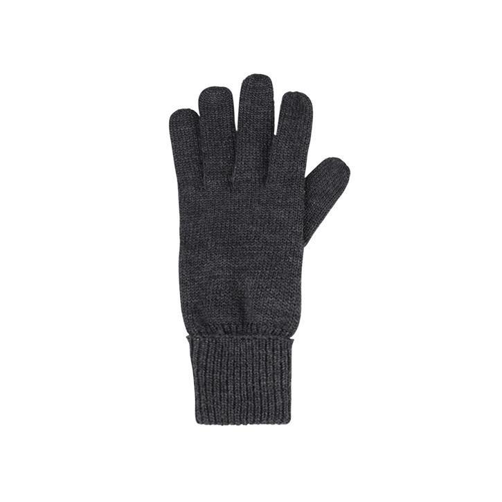 PurePure Herren Handschuh anthrazit