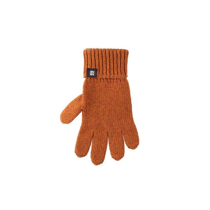 PurePure Kids-Handschuh karamell