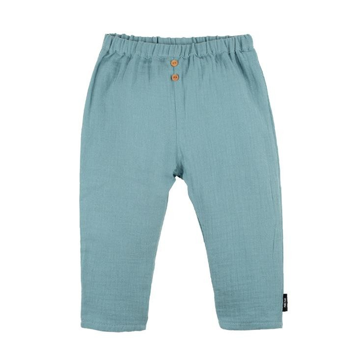 PurePure Mini-Hose lang Mull  minty ice