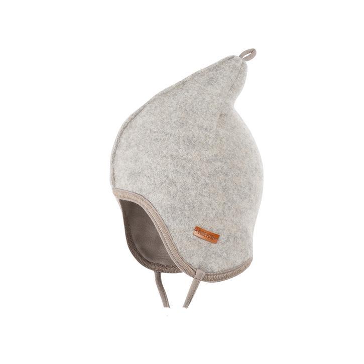 PurePure Zipfel-Binde Fleece moonrock