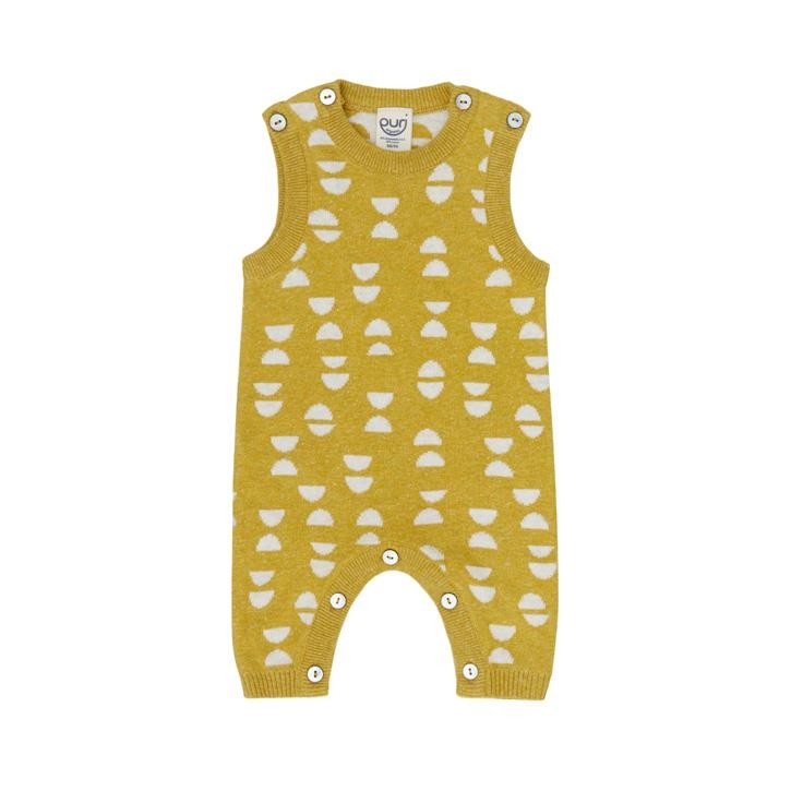 Puri Baby Overall ohne Arm Halfmoon