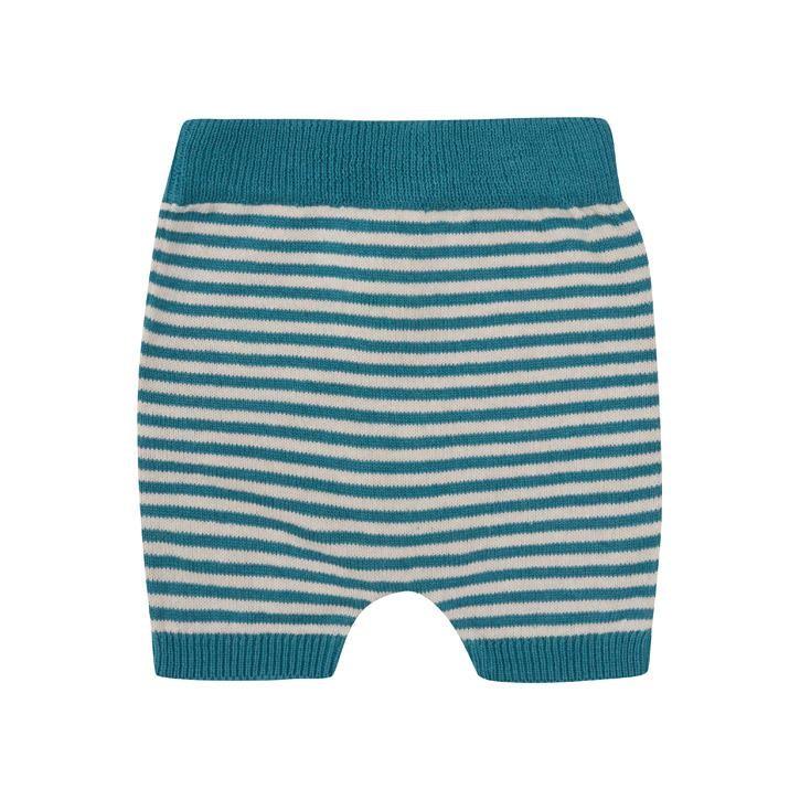 Puri  Short Streifen britanny blue/sand