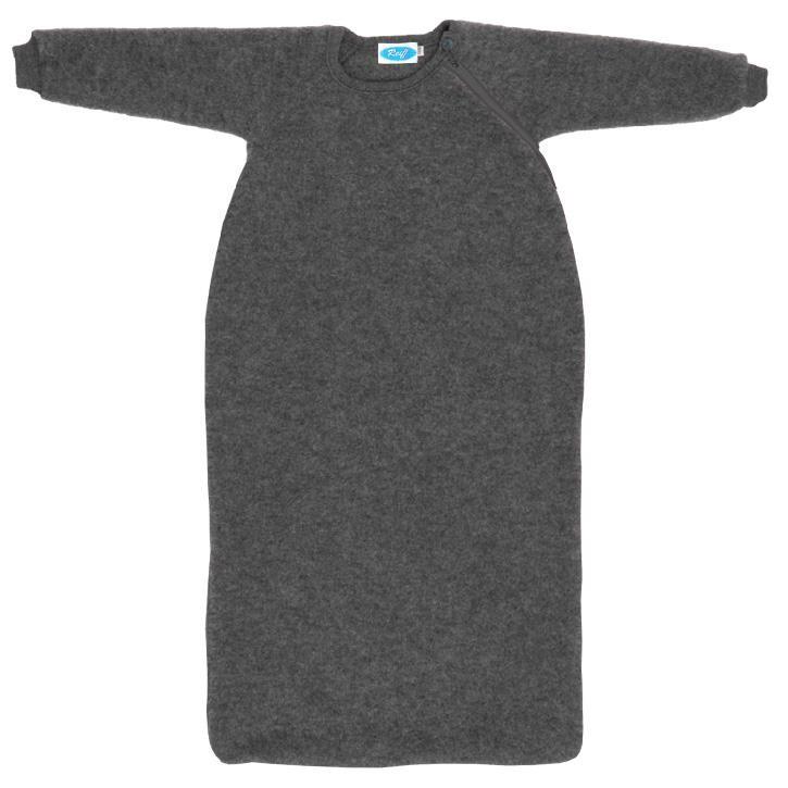 Reiff Fleeceschlafsack mit Arm fels