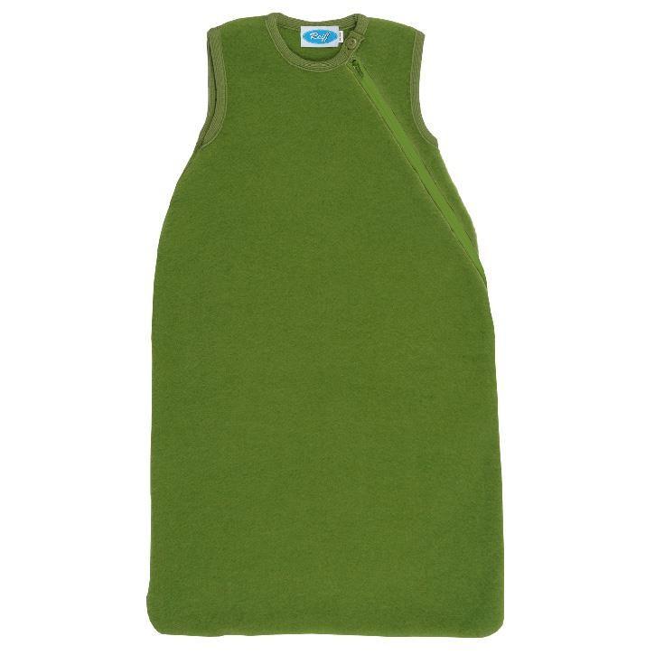 Reiff Fleeceschlafsack ohne Arm apfel