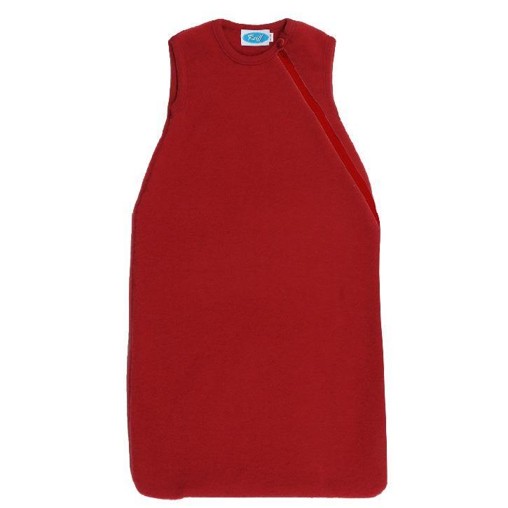 Reiff Fleeceschlafsack ohne Arm burgund