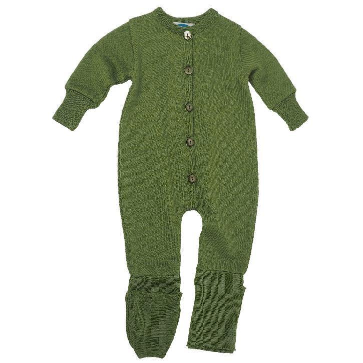Reiff Overall/Schlafanzug Frottee apfel