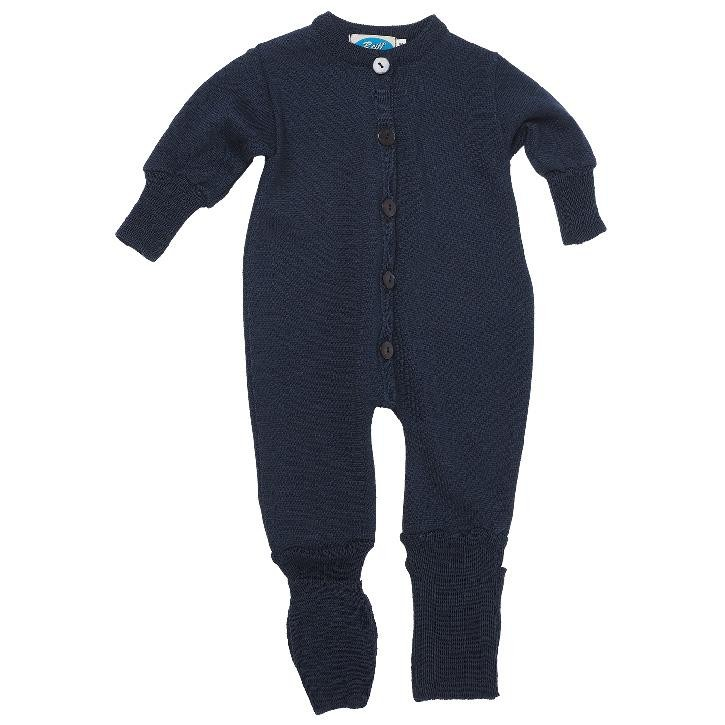 Reiff Overall/Schlafanzug Frottee marine