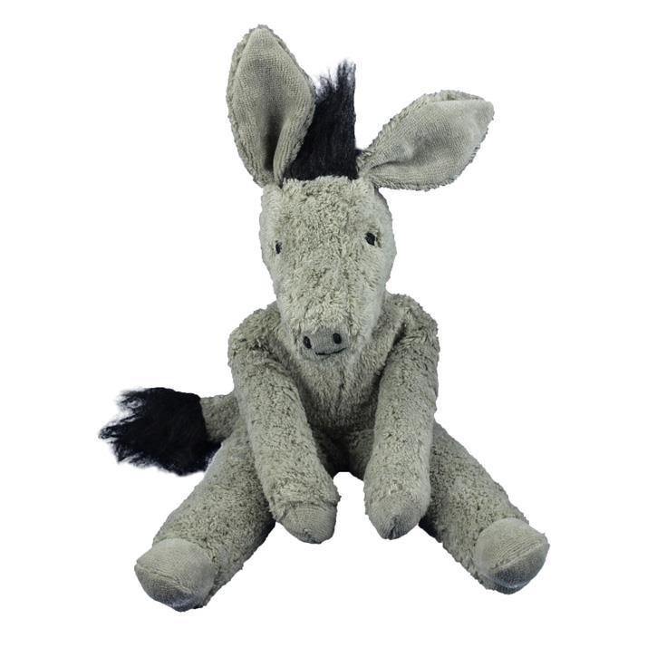 Senger Schlenker Tierpuppe Esel , groß