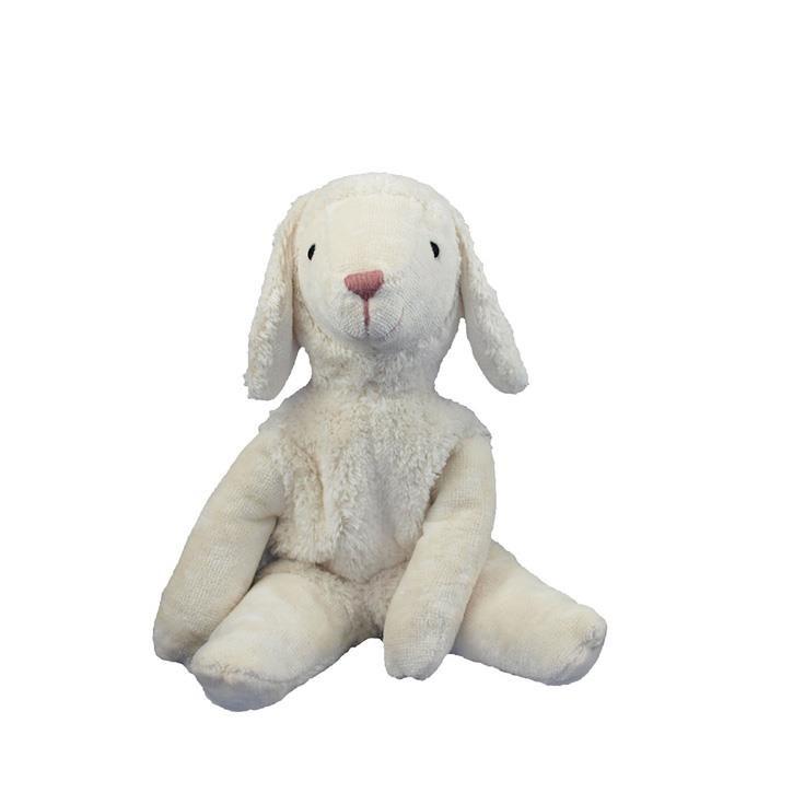 Senger Schlenker Tierpuppe Schaf, klein | weiß