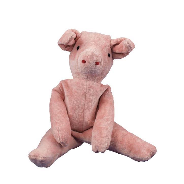 Senger Schlenker Tierpuppe Schwein, klein