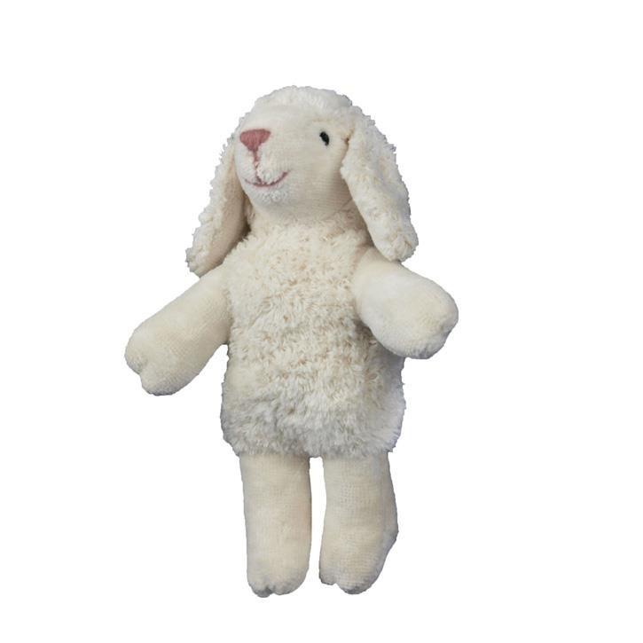 Senger Tierpuppen Baby Schaf
