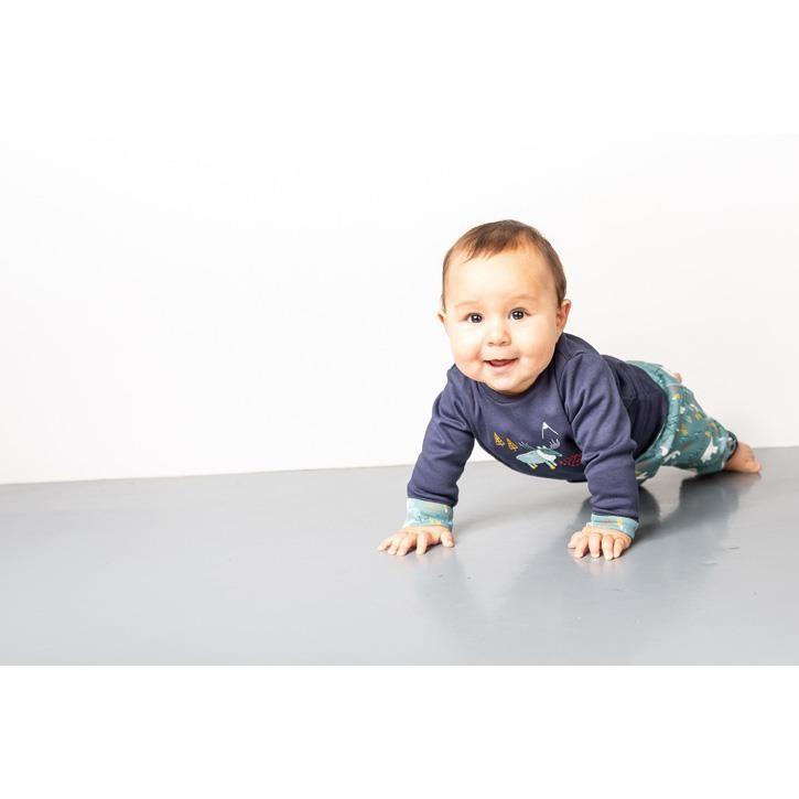 Sense Organics BAKER Baby Reversible Pant Wendehose