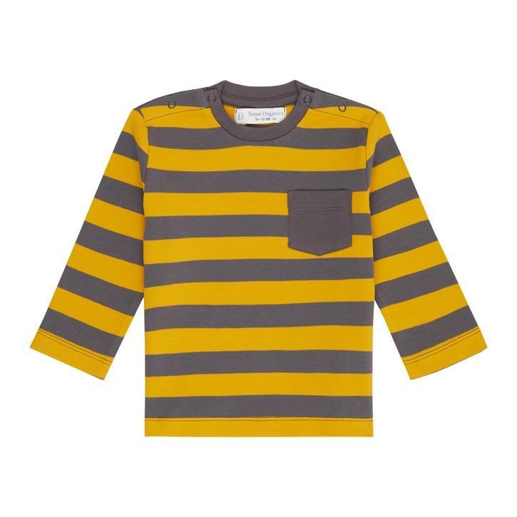Sense Organics ELAN Baby Shirt Langarm