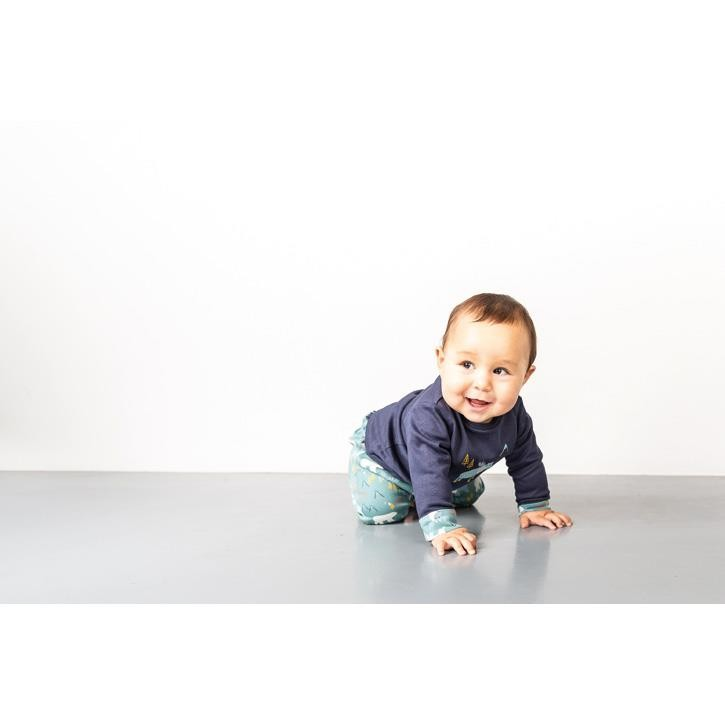 Sense Organics FELIX Baby Reversible Shirt Langarm