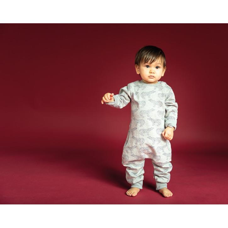 Sense Organics STRINDBERG Baby Sweat Romper