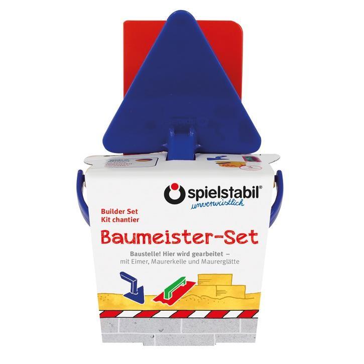 Spielstabil Baumeister-Set 3-teilig