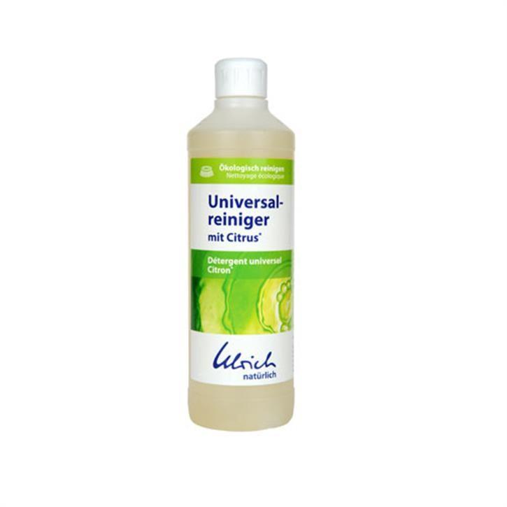 Ulrich Universalreiniger mit Citrus 500 ml